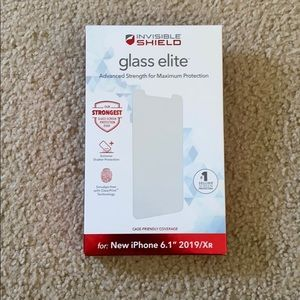 """Glass protector for iPhone 6.1"""""""